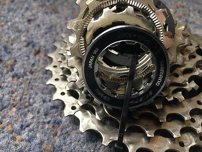 Shimano 105 11-28 11 speed cassette CS-5800