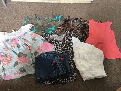 Bundle Of Ladies Clothing Clothes Size 8 Animal Per Una New Look