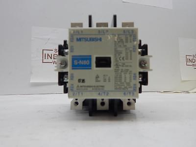 NEW Mitsubishi magnetic contactor S-N80