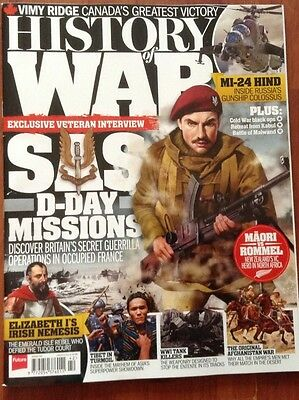 History of War Magazine issue 42 May 2017
