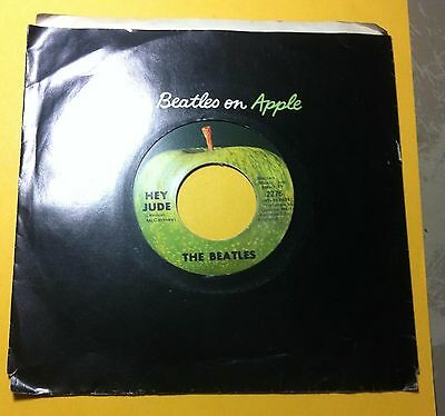 The Beatles Hey Jude 45RPM