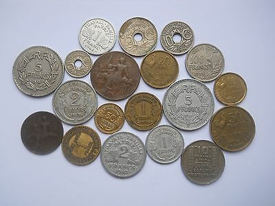 France : Collection of coins
