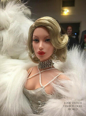 Sybarite Fanfares d'Amour doll Exclusive from 2017 Paris Fashion Doll festival