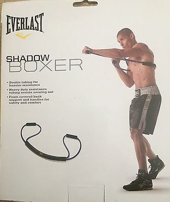 Shadow Boxer Resistance Training