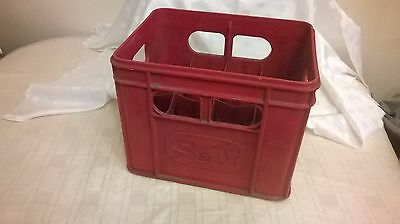 Vintage Scottish & Newcastle Breweries Bottle Crate -  Display Man Cave Storage