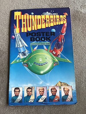 Thunderbirds Poster Book