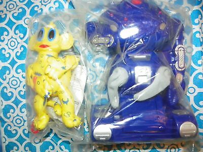 NEW 1998 Set of 2 Long John Silver BLAWP & Robot Lost in Space Kids Meal Toy #22