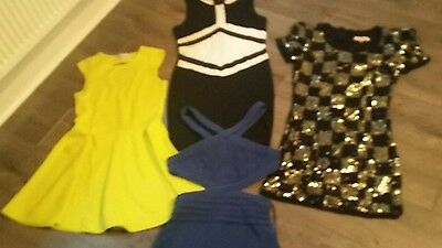 dress bundle size 8 .. new look. . missguided