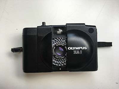 Olympus XA1 Compact Film Camera with 35mm lens