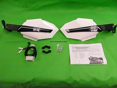 Arctic Cat Snowmobile White LED Procross Hand Guard Lighted Kit 7639-773