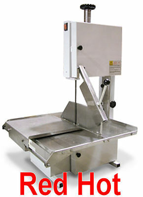 """Omcan 10274 BS-BR-1880 Commercial Tabletop Meat Band Saw 74"""" Blade .5 hp"""