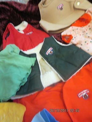 Vintage Teddy Ruxpin Clothing New Not Packaged