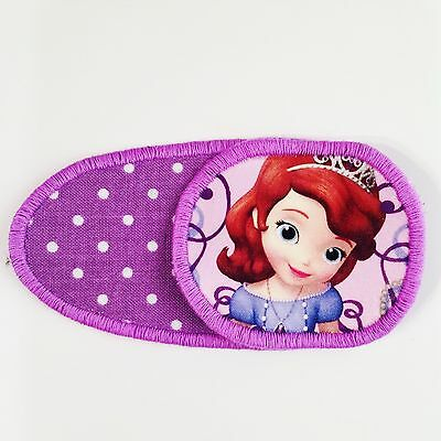 Eye Patch Occlusion Therapy Re-usable Amblyopia Strabismus with Sofia the First