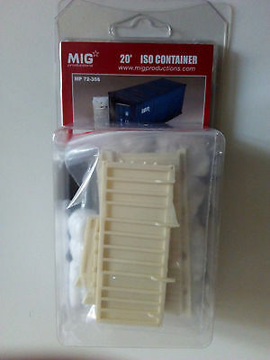 Mig Productions 1/72 - iso container