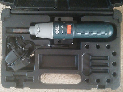 Black & Decker KC9072 Cordless Screwdriver, Charger and Case