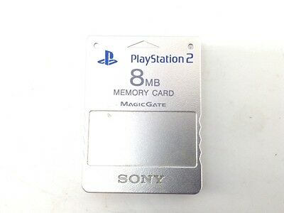 Memory Card Ps2 Sony Magic Gate Gris 2110312