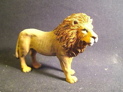 Vintage Male Lion Figure