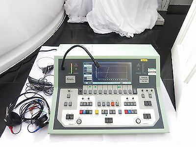 Kamplex Kc50 Clinical Audiometer Lcd Hearing Ear Audiology Screening Testing Uk