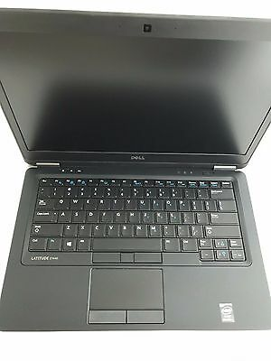 Dell Latitude E7440 Intel Core i7 2.1  GHz 8GB RAM 128GB SSD 1080p Video +++