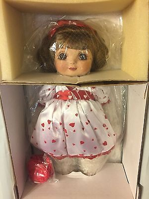 Adora Belle Sweetheart 14 Inch Porcelain Marie Osmond Doll New
