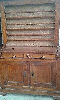 Original Antique French Late 18Thc Vasillier/dresser Handmade Lovely Patina!