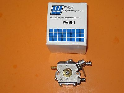 Genuine Walbro Carburetor WA-59-1, Echo PB400, SRM200, GT200, KE200, Mantis