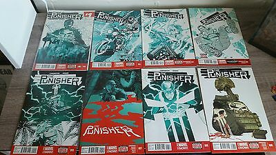 punisher comic book lot