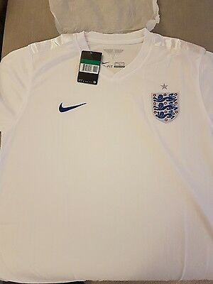 England Football Shirt XL