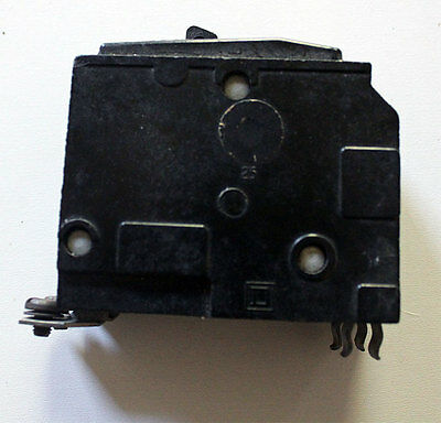 SQUARE D BREAKER 50 AMP 2 POLE Type QOB 120/240VAC