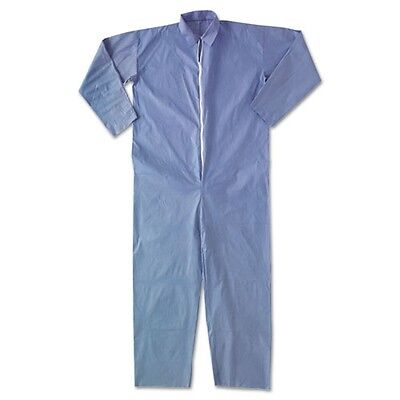 New KLEENGUARD* A65 Flame Resistant Blue Coveralls Medium - FREE SHIPPING