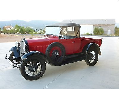 1929 Ford Model A roadster pickup 1929 ford roadster pickup