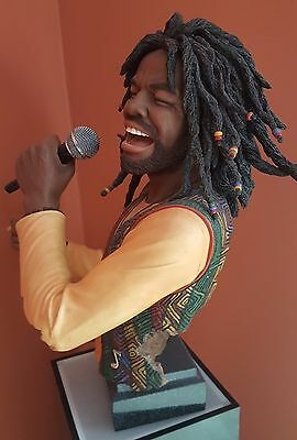 """Willitts Designs """"Reggae Vibe"""" """"All That Jazz"""" collection sculpture"""