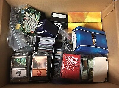10 Lb Lot Of Magic The Gathering Cards (Mtg) - Mythic, Rares, Uncommon, Common