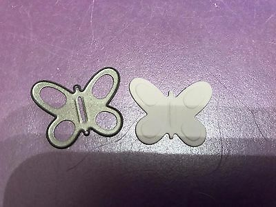 Sizzix Butterfly Cutting And Embossing Die Lot 3 Reduced To Clear!