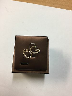 9ct Gold Ring Size S