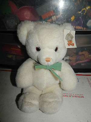 "Vintage 1983 Gund 2127 Tender Teddy 12"" Plush w/Tags  RARE"
