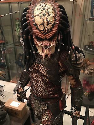 Sideshow Predator 2 City Hunter Predator Maquette Statue Exclusive