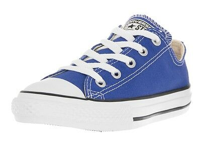 Converse Chuck Taylor All Star OX Oxygen Blue Youth Kids Shoes Sneakers Canvas