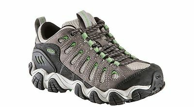 Oboz Sawtooth Hiking Shoes, Womens, Clover Green, 10