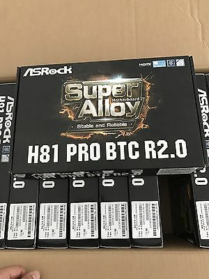 asrock h81 pro r2 0 btc lga 1150 socket h3 intel motherboard mining uk stock. Black Bedroom Furniture Sets. Home Design Ideas
