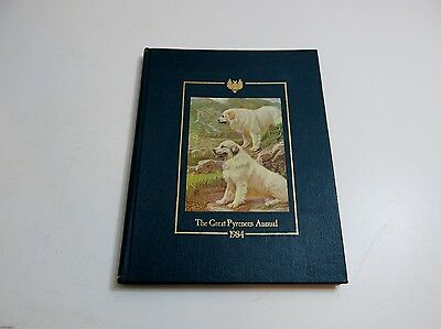 The Great Pyrenees Annual 1984 Hardback Book Limited Edition