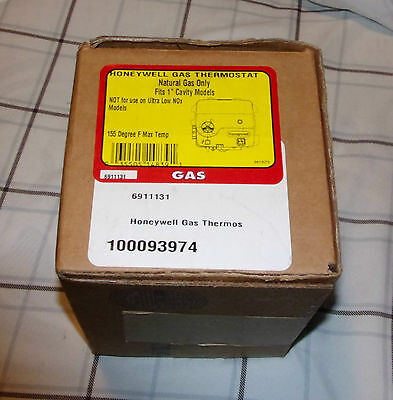 Honeywell Gas Therostat New In Box