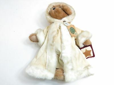 """Nwt Boyds Bear & Friends Anya Frostfire 17"""" Tall Archive Collection"""