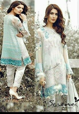 Designer Pakistani Inspired Chiffon Eid collection 2017