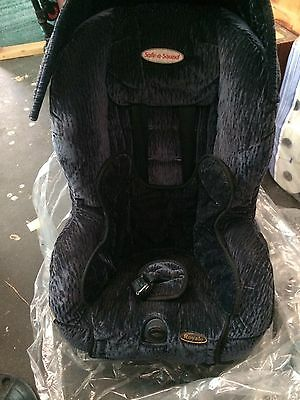 Baby Car Seat-safe N Sound Brand