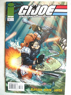 G.i. Joe: A Real American Hero # 3 (Image Comics, First Print, 2001), Vf/nm