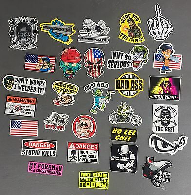 Hard Hat Stickers [28+] HardHat Sticker & Decals, Helmet, IRONWORKER & WELDER