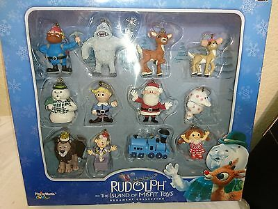 Rudolph and The Island of Misfit Toys Ornament Collection Christmas  NIB