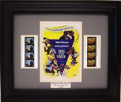 Disney Song Of The South Framed Film Cell