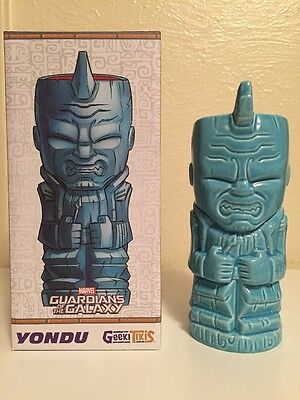 Exclusive Marvel Loot Crate Guardians of the Galaxy Vol 2 Yondu Geeki Tiki New